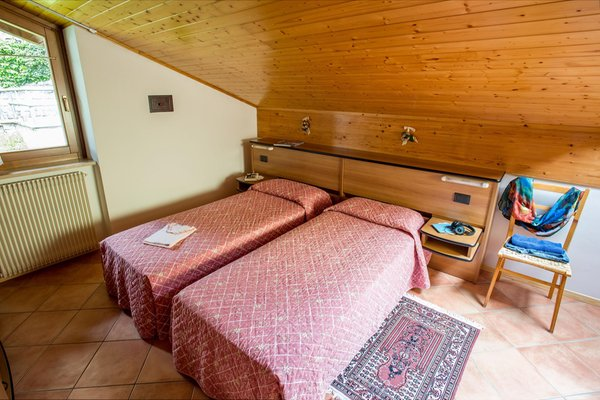 Foto della camera Residence Betulla