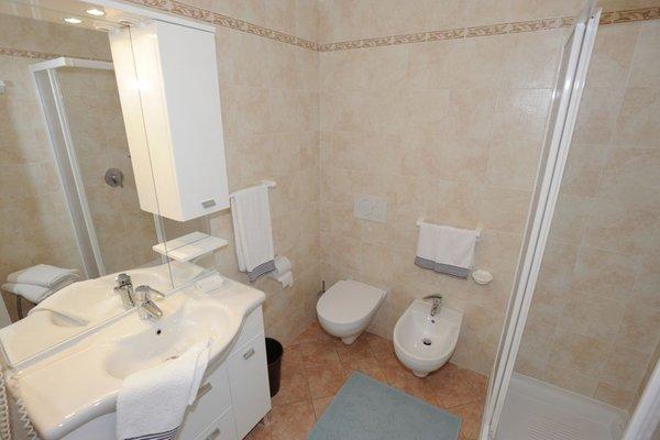 Foto del bagno Residence San Carlo