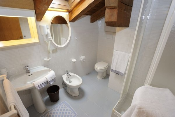 Photo of the bathroom Residence San Carlo