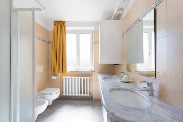 Foto del bagno Appartamenti Aquilone