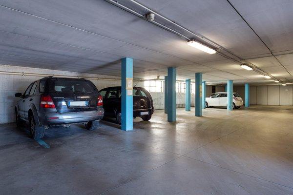 Il parcheggio Appartamenti Aquilone
