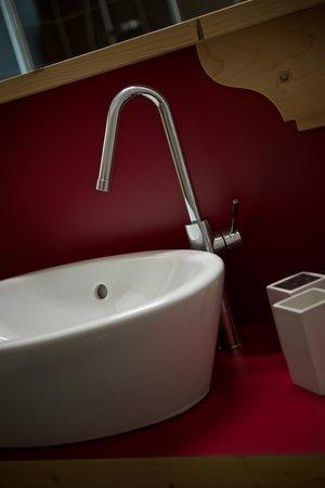 Foto del bagno B&B in agriturismo Florandonole