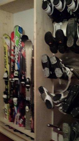 La skiroom Appartamenti Casa Bellavista