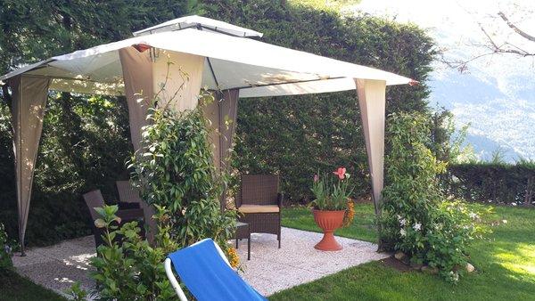 Foto del giardino Molveno