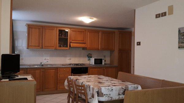 Foto della cucina La Val