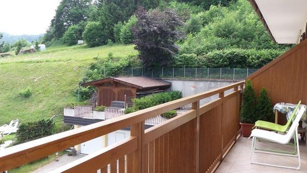 Photo of the balcony House La Val