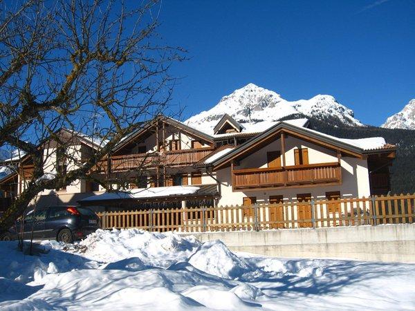 Winter presentation photo Apartments Bazzanella