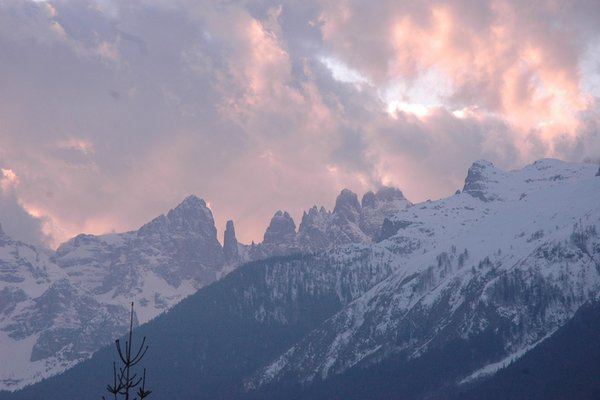 Panoramic view Andalo