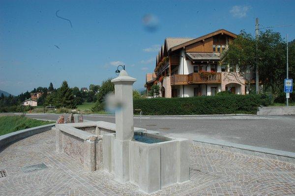 Photo exteriors in summer Bazzanella