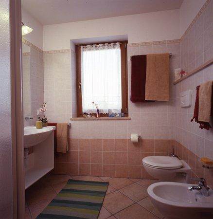 Photo of the bathroom Apartments Bazzanella