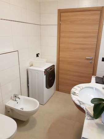 Photo of the bathroom Apartments Osti Sansoni Mariarosa