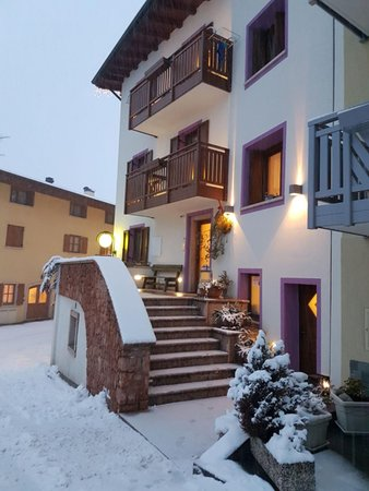 Winter presentation photo Apartments Osti Sansoni Mariarosa