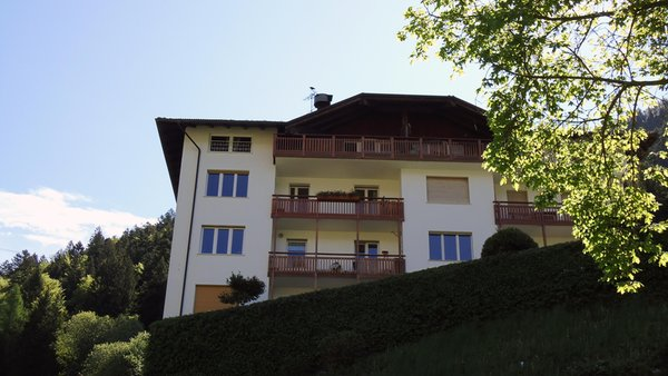 Foto esterno in estate Casa Lorenza