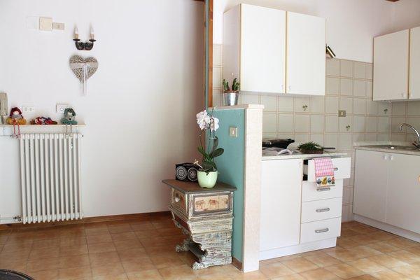 Foto della cucina Casa Lorenza