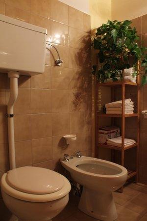 Foto del bagno Appartamento Casa Lorenza