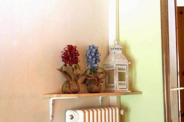 Foto di alcuni dettagli Casa Lorenza
