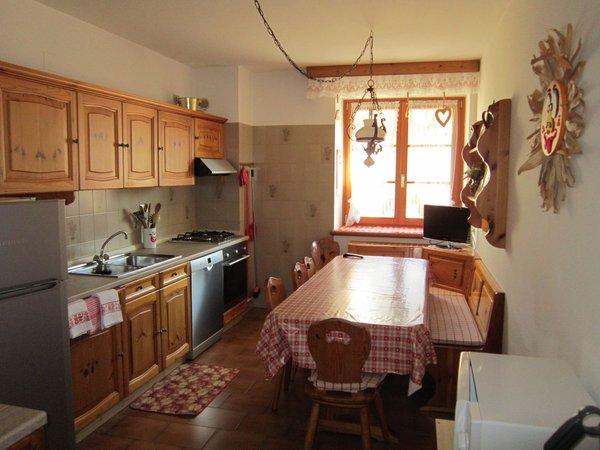 Foto della cucina Casa Cristina