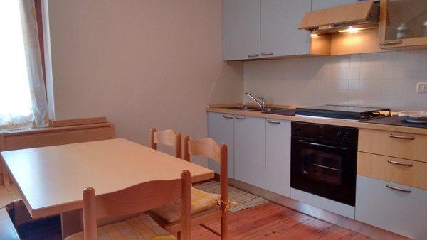 Foto della cucina Casa Adamello