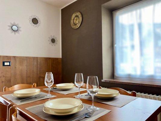 Foto der Küche Casa Pallanch