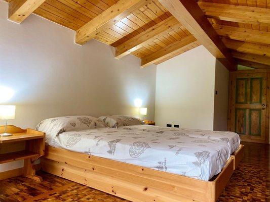 Foto vom Zimmer Ferienwohnungen Casa Pallanch