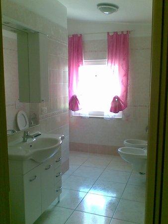 Foto del bagno Appartamenti La Contessa