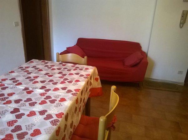 La zona giorno Zeni Giacomo - Appartamenti 2 genziane