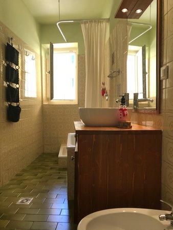 Foto del bagno Appartamento Maines Andrea