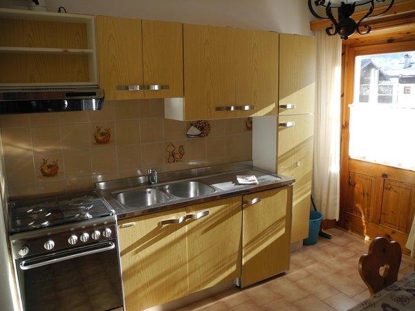 Foto della cucina Casa Vito