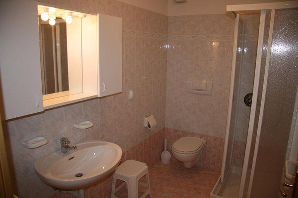 Foto del bagno Appartamenti Rì de la Clama