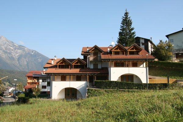 Foto estiva di presentazione Appartamenti Rì de la Clama