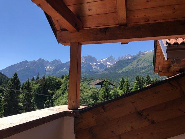 Foto del balcone Rì de la Clama