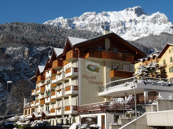 Winter presentation photo Alpotel Dolomiten - Hotel 3 stars