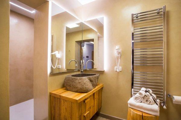 Foto del bagno Alpotel Dolomiten