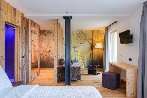 Foto della camera Alpotel Dolomiten