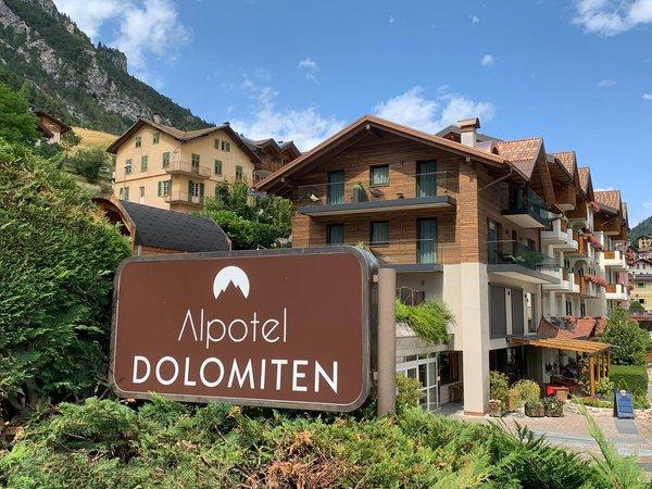 Foto estiva di presentazione Alpotel Dolomiten