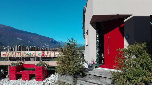 Foto estiva di presentazione Al Bait - Camere in agriturismo 3 fiori