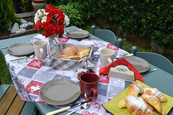 Das Frühstück Bed & Breakfast Primavera