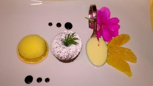 Recipes and gourmet-dishes Aquila Nera e Cima Tosa