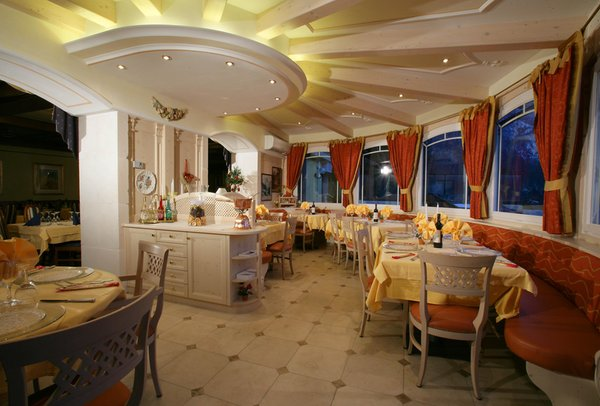 Presentation Photo Restaurant Aquila Nera e Cima Tosa