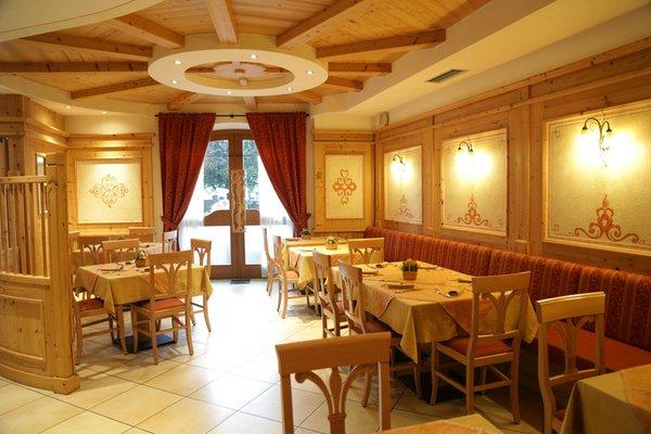 Das Restaurant Fai della Paganella Agostini