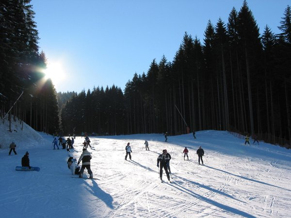 Winteraktivitäten Hochebene der Paganella