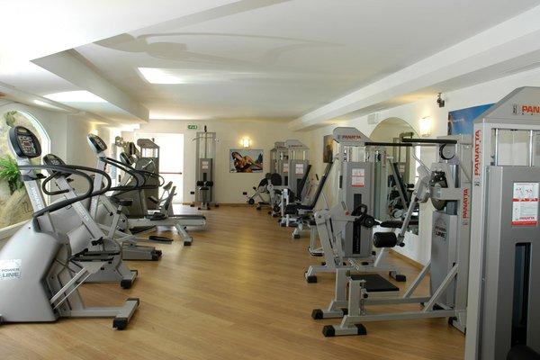 Foto della zona fitness Wellness e Beauty Farm Paradise Club Center