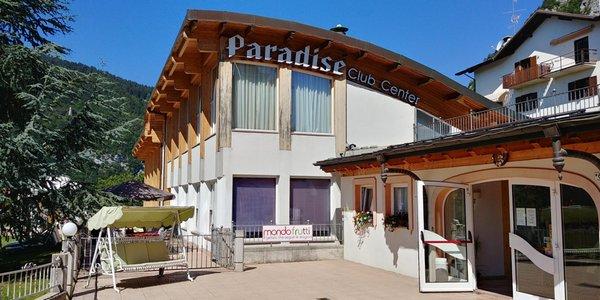 Foto esterno Wellness e Beauty Farm Paradise Club Center