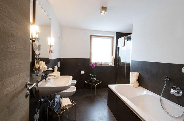 Foto del bagno Appartamenti Te Paisc
