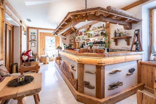 Foto von der Bar Hotel Arcangelo