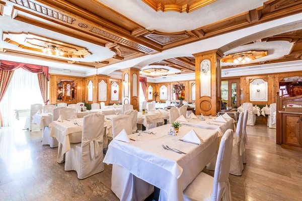Das Restaurant Pellizzano Arcangelo