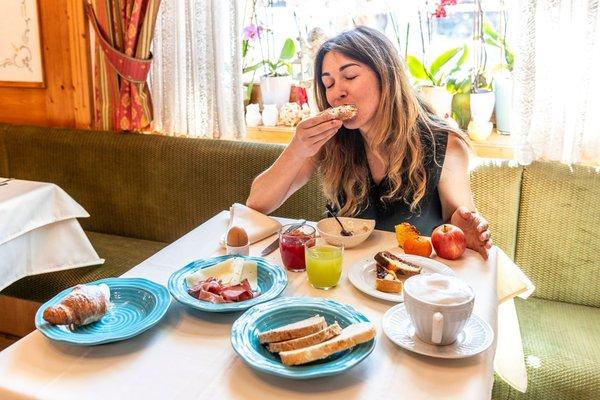 Das Frühstück Hotel Arcangelo