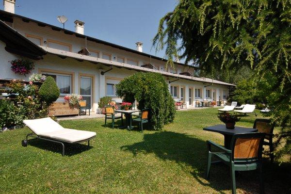 Foto vom Garten Aosta