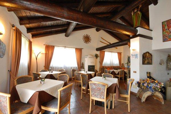 Das Restaurant Aosta La Roche Hotel Appartements