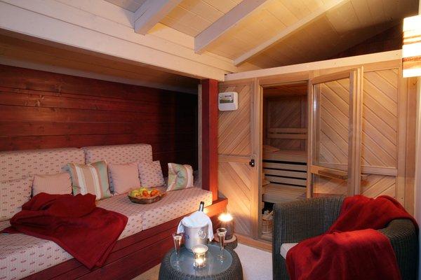 Foto der Sauna La Villa